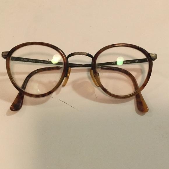 325dc153c55 Giorgio Armani Accessories - Vintage Giorgio Armani Glasses Tortoiseshell